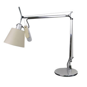 Artemide Tolomeo Mage Table Lamp (Parchment Paper)