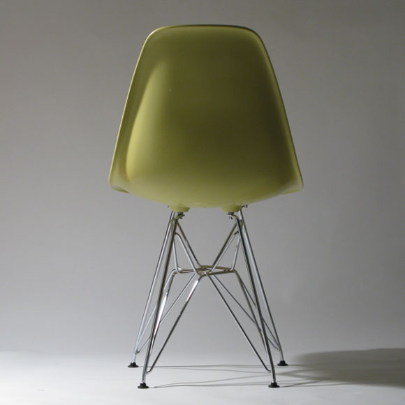 EAMES DSR DINING SIDE CHAIR