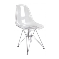 EAMES DSR DINING CHAIR PC seat