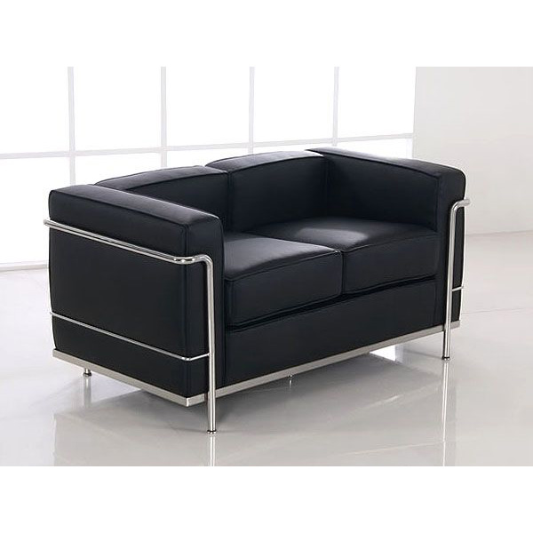 Le Corbusier LC2 Sofa 2 seater