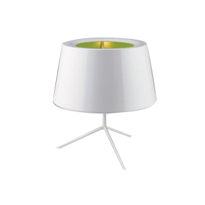 New Spun Table Lamp