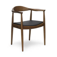 HANS ROUND CHAIR