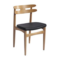 HW Klein Bramin wooden dining chair