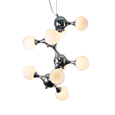 Next DNA Glass Pendant Lamp (9 SHADES)