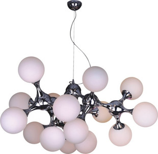 Next DNA Glass Pendant Lamp (16 SHADES)