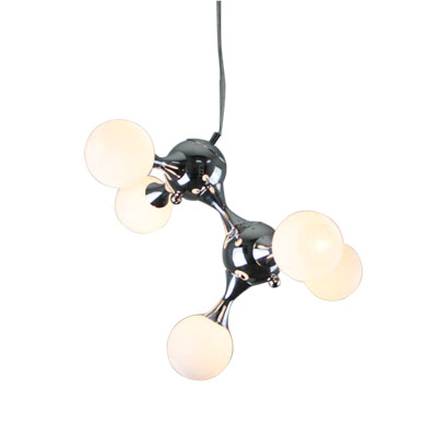 DNA S Glass Pendant Lamp(5 Shades)