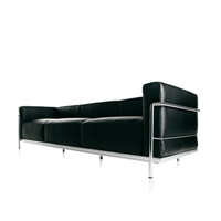 Le Corbusier LC3 Sofa 3 seater