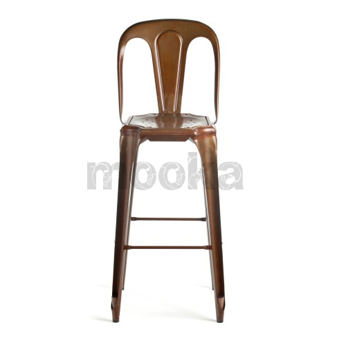 Marais vintage stool mooka modern furniture - Vintage lyon lounge ...