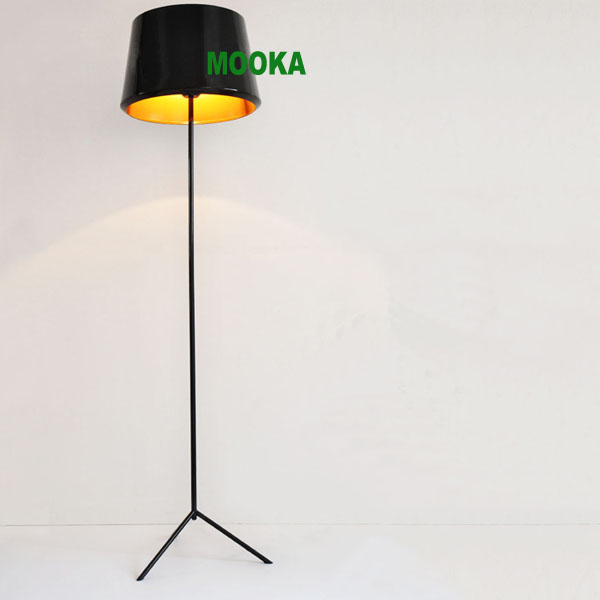 New Spun Floor Lamp