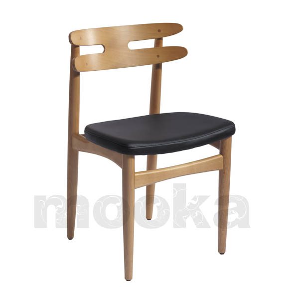 Hw Klein Bramin Wooden Dining Chair Mooka Modern Furniture