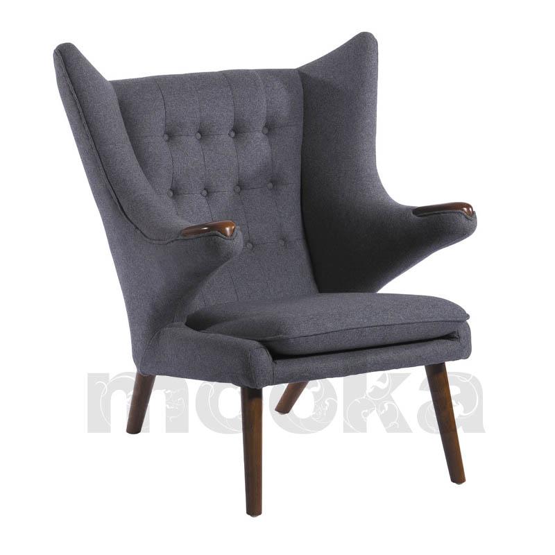 The Teddy Bear Chair Mooka Modern Furniture