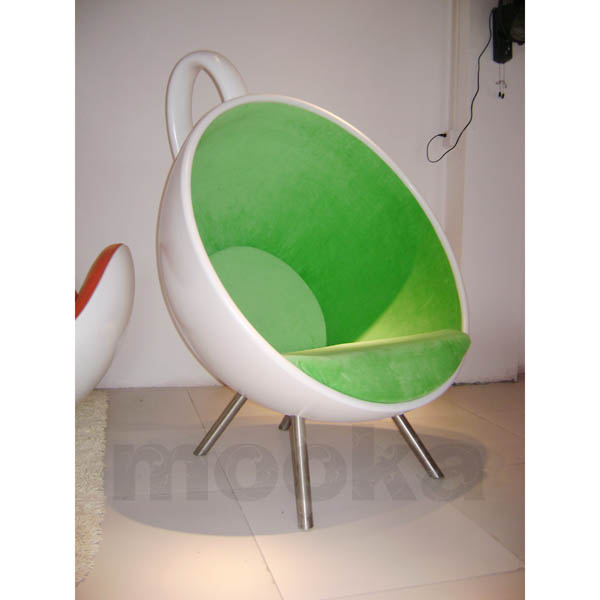 Pickwick Teacup Chair